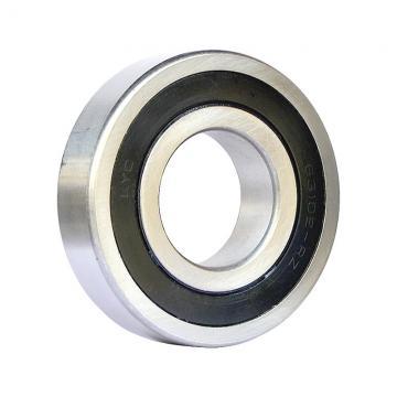 2.75 Inch | 69.85 Millimeter x 4.375 Inch | 111.125 Millimeter x 2.406 Inch | 61.112 Millimeter  EBC GEZ 212 ES  Spherical Plain Bearings - Radial