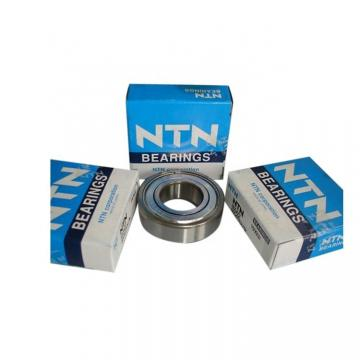 NSK Aug-01  Single Row Ball Bearings