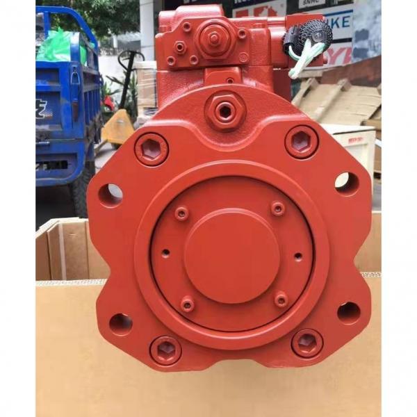 Vickers PV032R1K1T1NMRZ+PVAC2PCMNSTW35 Piston Pump PV Series #3 image